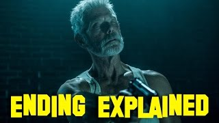 Don't Breathe Ending Explained | Deleted Scenes