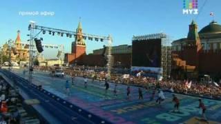 А-Студио - Утренняя  Гимнастика, День России 2010
