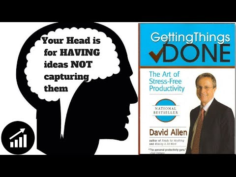#39 - Getting Things Done: The Art of Stress-free Productivity - Book Review