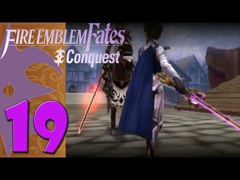 fire-emblem-fates-conquista- ragna-español -parte-19-¿ninjas-o-piratas?