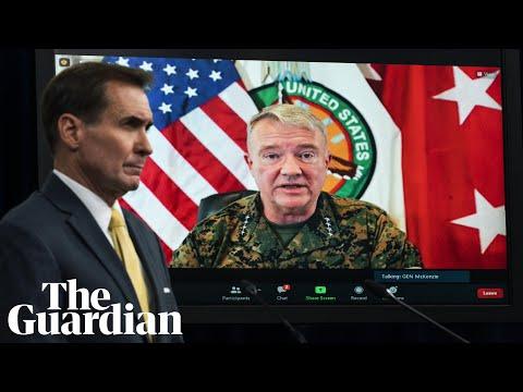 'Tragic mistake': Pentagon admits Kabul strike killed 10 civilians