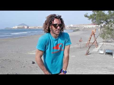 How To Do A Shove It And A Shaka? Freestyle Windsurfing Tips With Nicolas Akgazicyan