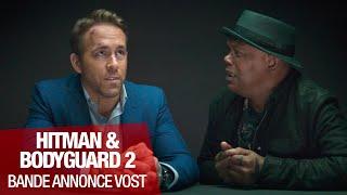 Bande annonce Hitman & bodyguard 2