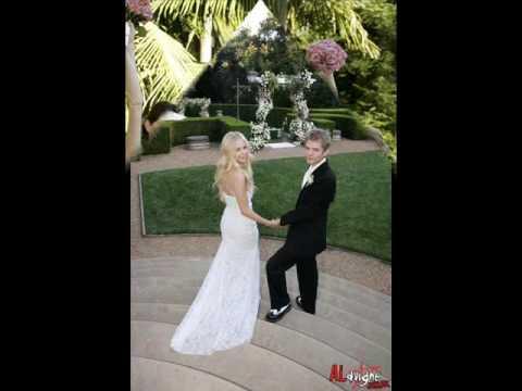 Avril Lavigne & Deryck Whibley - WEDDING...
