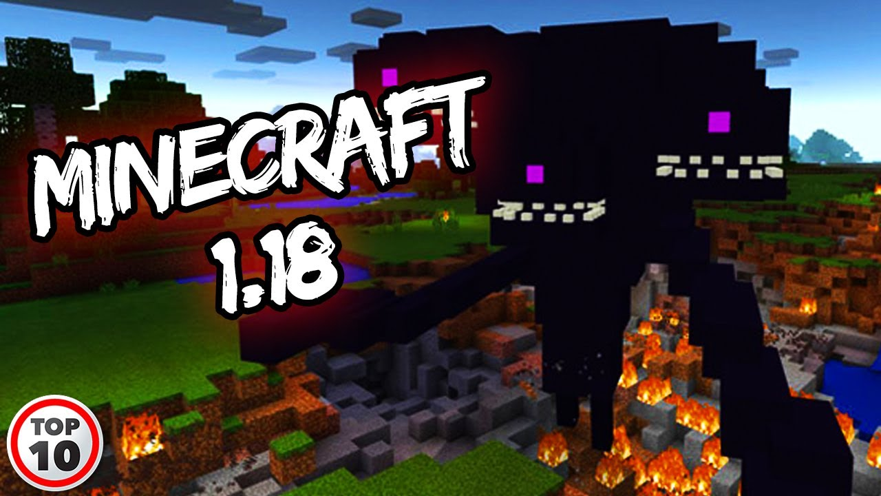Top 10 Scary Minecraft Updates