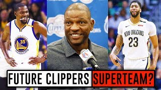 Why The Los Angeles Clippers Are A LEGIT NBA Free Agency Destination