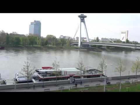 Review: Hotel Devin, Bratislava, Slovakia - April 2017