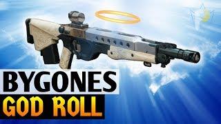 GOD ROLL Bygones, the Gambit Pulse Rifle (Destiny 2 Forsaken)