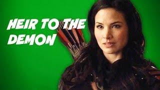 Arrow Season 2 Episode 13 Review - Heir To The Demon