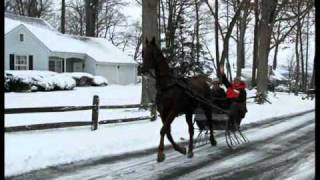 Dolly Parton-sleigh Ride Winter Wonderland