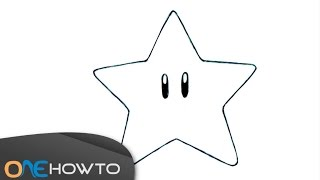 How to Draw a Cartoon Star - An Easy Guide for Kids and Adults!