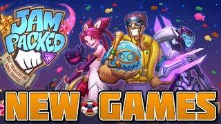 3 New Riot Games