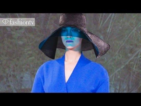 Hussein Chalayan Spring/Summer 2013 | Paris Fashion Week | FashionTV