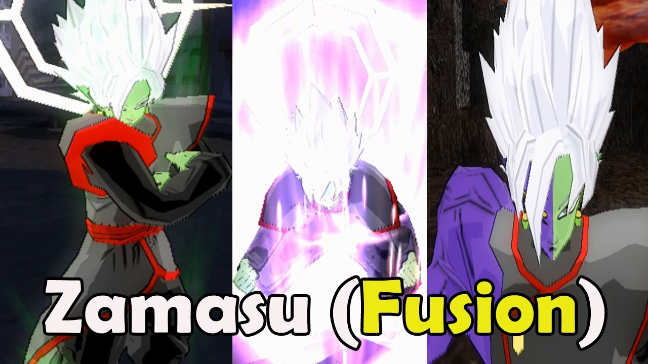 Zamasu (Fusion) | Dragon Ball Z Budokai Tenkaichi 3 Version Latino (MOD)  (DOWNLOAD)