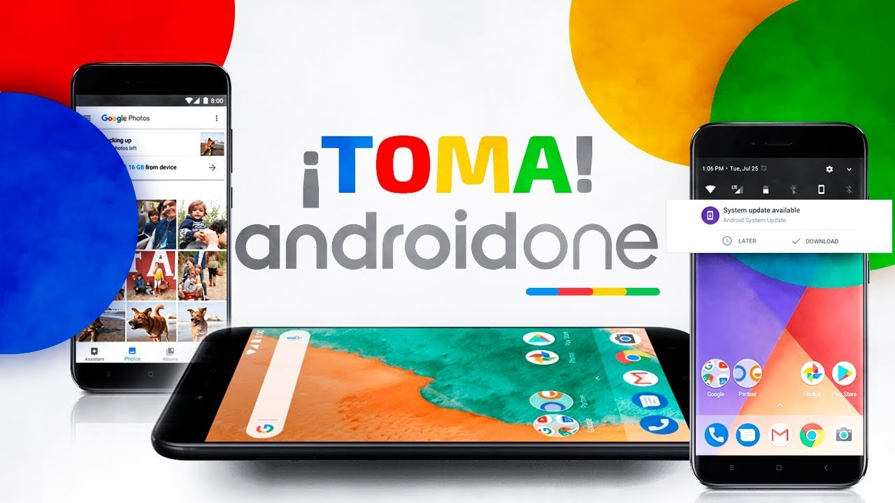 Android One en cualquier teléfono | Launcher (APK)