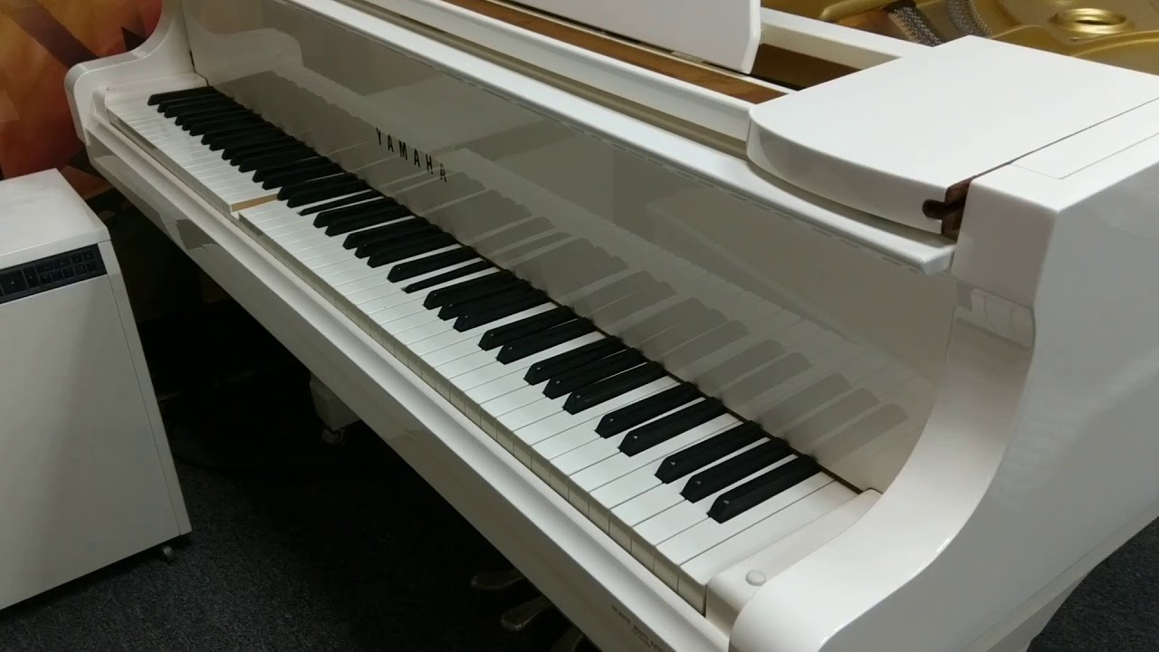 Yamaha Disklavier Pianos For Sale | Like-New & Gently Used