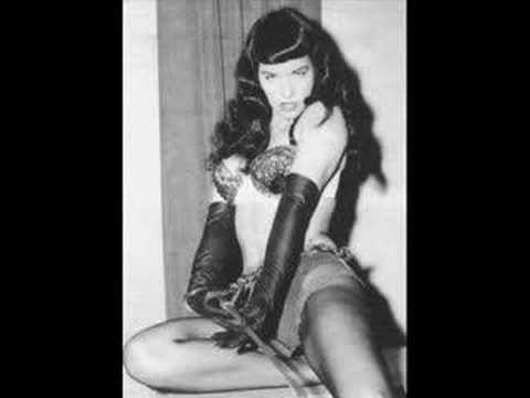A Tribute to Bettie Page