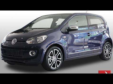 volkswagen up 1 0 60pk high up bluemotion navigatie. Black Bedroom Furniture Sets. Home Design Ideas