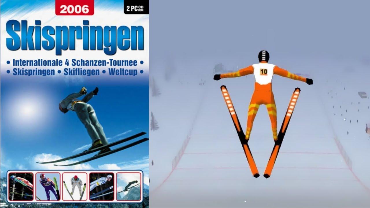 Spiel Skispringen