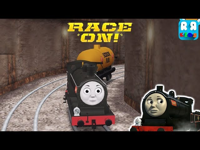 Meet The Twin Engine Donald - Thomas & Friends: Race On!