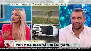 Bianca Drăguşanu, despre căsnicia cu Alex Bodi!