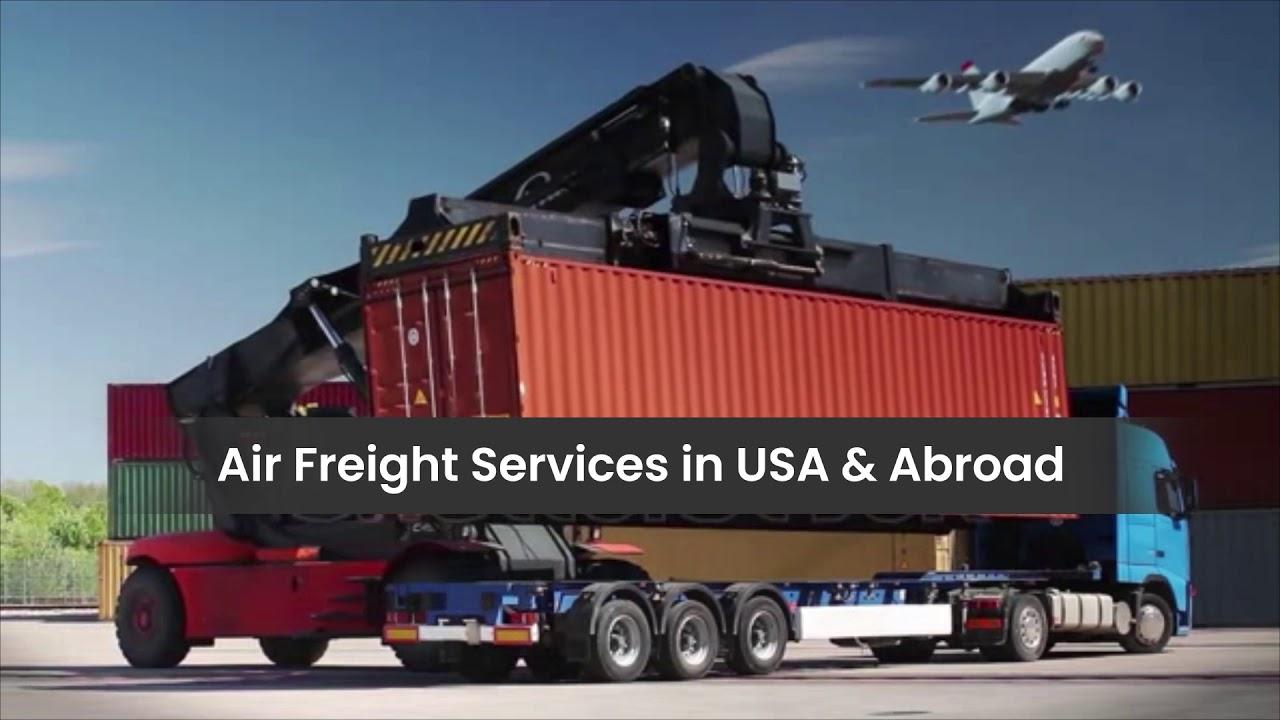 International Ocean Freight, Sea Freight, Air Cargo Shipping