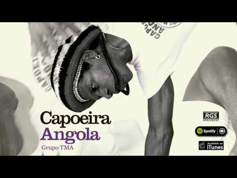 Capoeira Angola. Grupo TMA. Full album