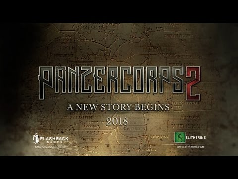 Panzer Corps 2 is coming!