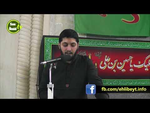 Hacı Rahib Quran tilavəti Əyyami Fatimə (s.ə) məclisi Qasımbəy məsccidi