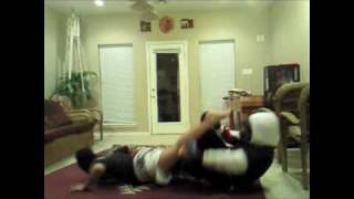 How to do the Figure Four Leg Lock and Inverted Figure Four Leg Lock