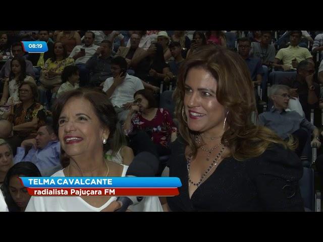 Prêmio Radialista Odete Pacheco homenageou os melhores da comunicação alagoana