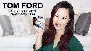 TUTORIAL: Tom Ford Fall 2014 Makeup + REVIEW