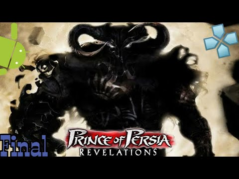 Prince Of Persia Revelations Final Part Final Boss PPSSPP Play On Android