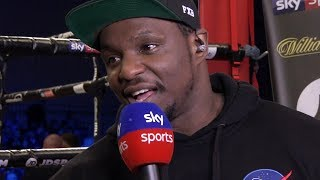 Dillian Whyte says he holds no regrets over not taking the Anthony Joshua fight & SLAMS Okolie