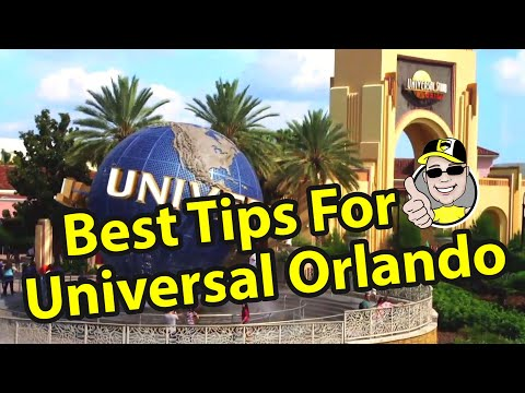 Universal Studios Top Tips & Tricks for 2021