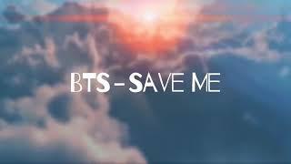 bts-save-me-lyrics-english