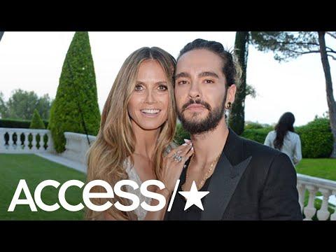 Heidi Klum & Tom Kaulitz Make Their Red Carpet Debut At Cannes amfAR Gala | Access
