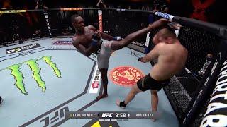 Лучшие моменты турнира UFC 259