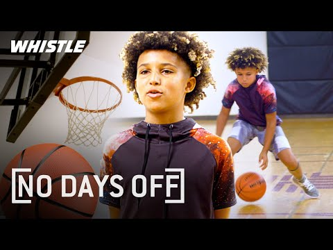 12-Year-Old Basketball PHENOM | The Next GREAT Point Guard? 👀