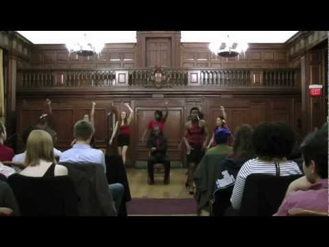 Shades of Yale: I Used to Love Him (Women's Ensemble) - Vday Jam 2013