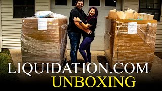 We Scored Huge With These 2 Amazon Pallets from Liquidation.com | Extreme Unboxing