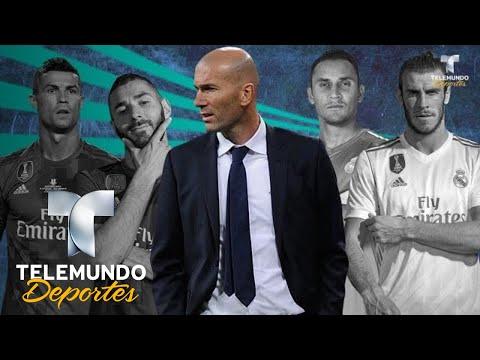 ¿Quiénes se pueden ir detrás de Zidane?   La Liga   Telemundo Deportes