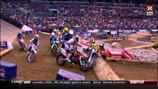 2011 X Games MotoX Enduro X Mens and Womens