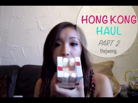HONGKONG Haul! (Part 2)   lifeofjodes