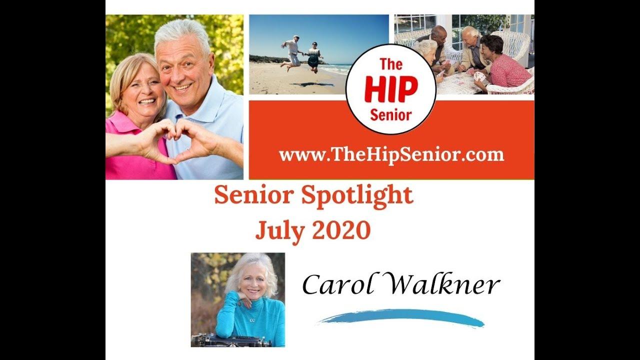 August Senior Spotlight - Carol Walkner