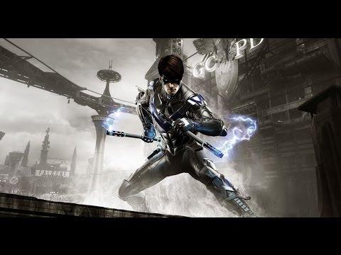 Batman Arkham Knight: Nightwing AR Challenge Silent Knight 3 Stars