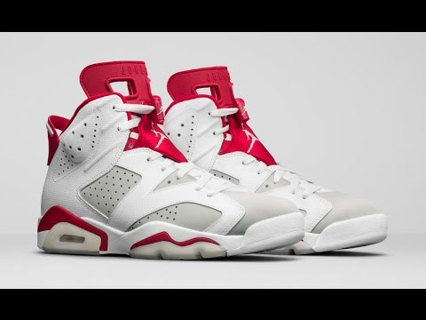 73c0596a3c2 Air Jordan 6 Alternate • KicksOnFire.com
