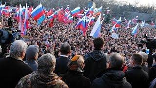 Митинг Народной Воли Севастополь 23 февраля 2014 года(Полная версия видео Митинга Народной Воли в Севастополе 23 февраля 2014 года. С этого митинга всё началось...., 2014-02-25T01:27:07.000Z)