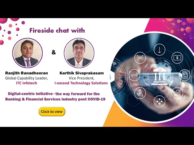 Webinar - Digital-Centric - New Normal for Banking post COVID-19