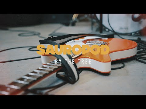Sauropod - By The Tree | Live in Rohdos Garage